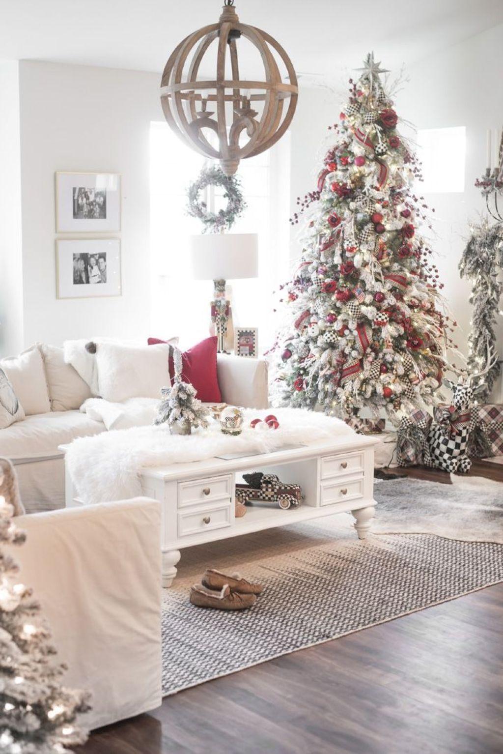 55 Adorable Christmas Home Decor Ideas On A Budget Diy Craft Rv