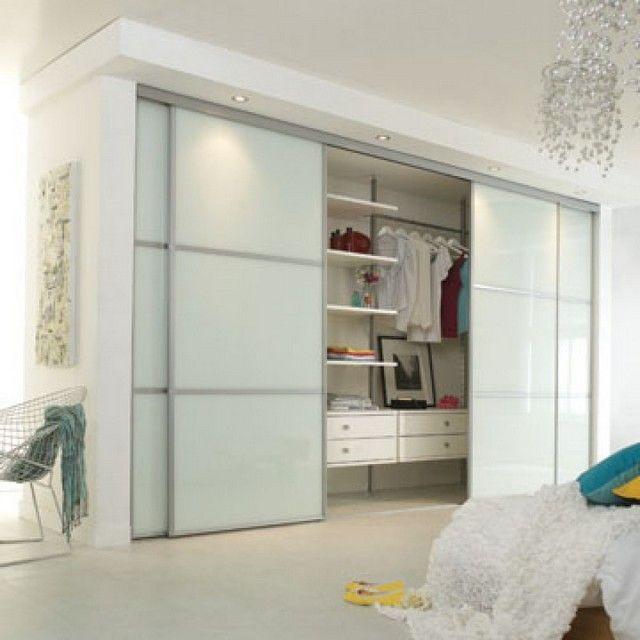 Ikea Master Bedroom: Ikea Sliding Closet Doors