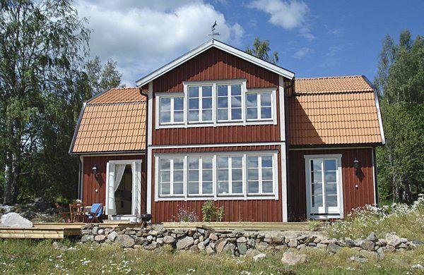Typical Swedish House near Katrineholm