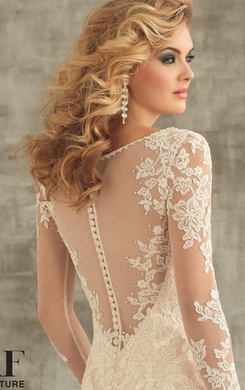 Mori Lee 1350 Dress - MissesDressy.com | White affair ~weddings ...