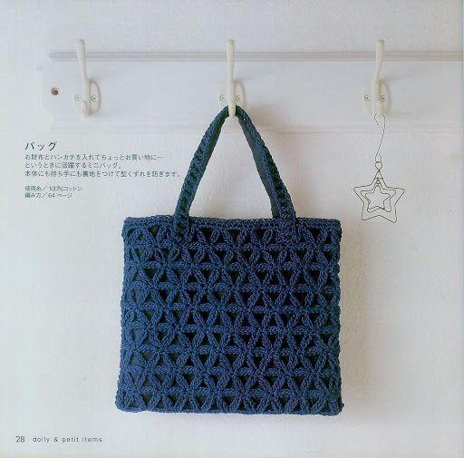 World crochet: Handbags 10