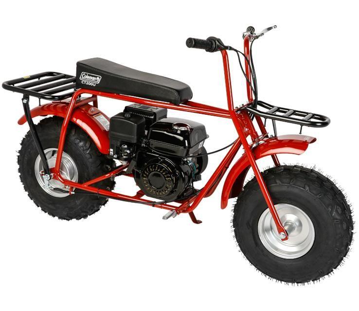 Coleman Powersports Ct200u Trail 200 Mini Bikes Camo In 2020 Mini Bike Motorcycle Scrambler Motorcycle