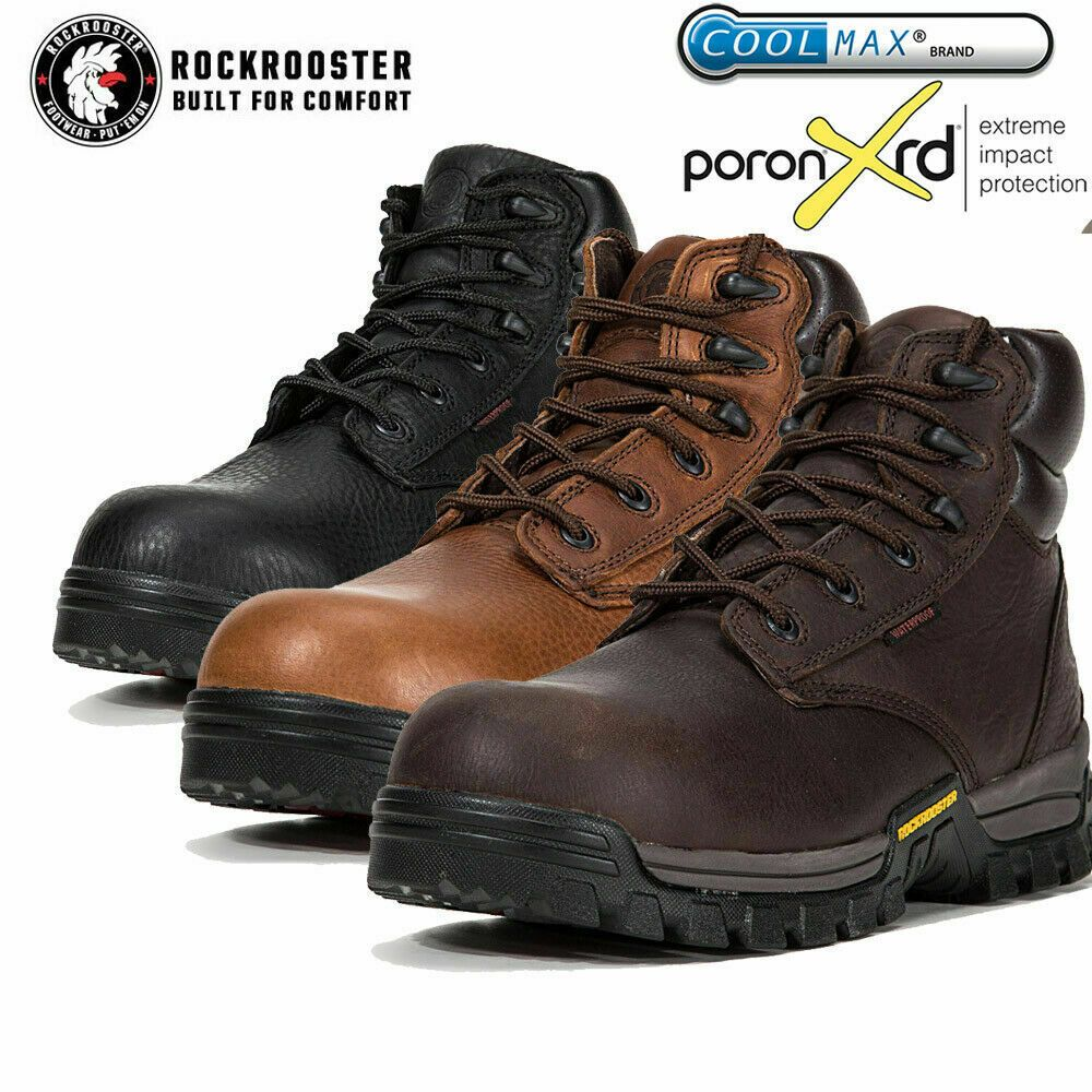 rockrooster safety shoes price