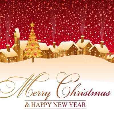 Merry christmas n happy new yr | Festivals of india | Pinterest ...