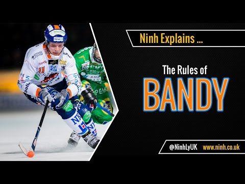 The Rules Of Bandy Explained Http Hockeyvideocenter Com The Rules Of Bandy Explained Bandy Field Hockey Sticks Field Hockey