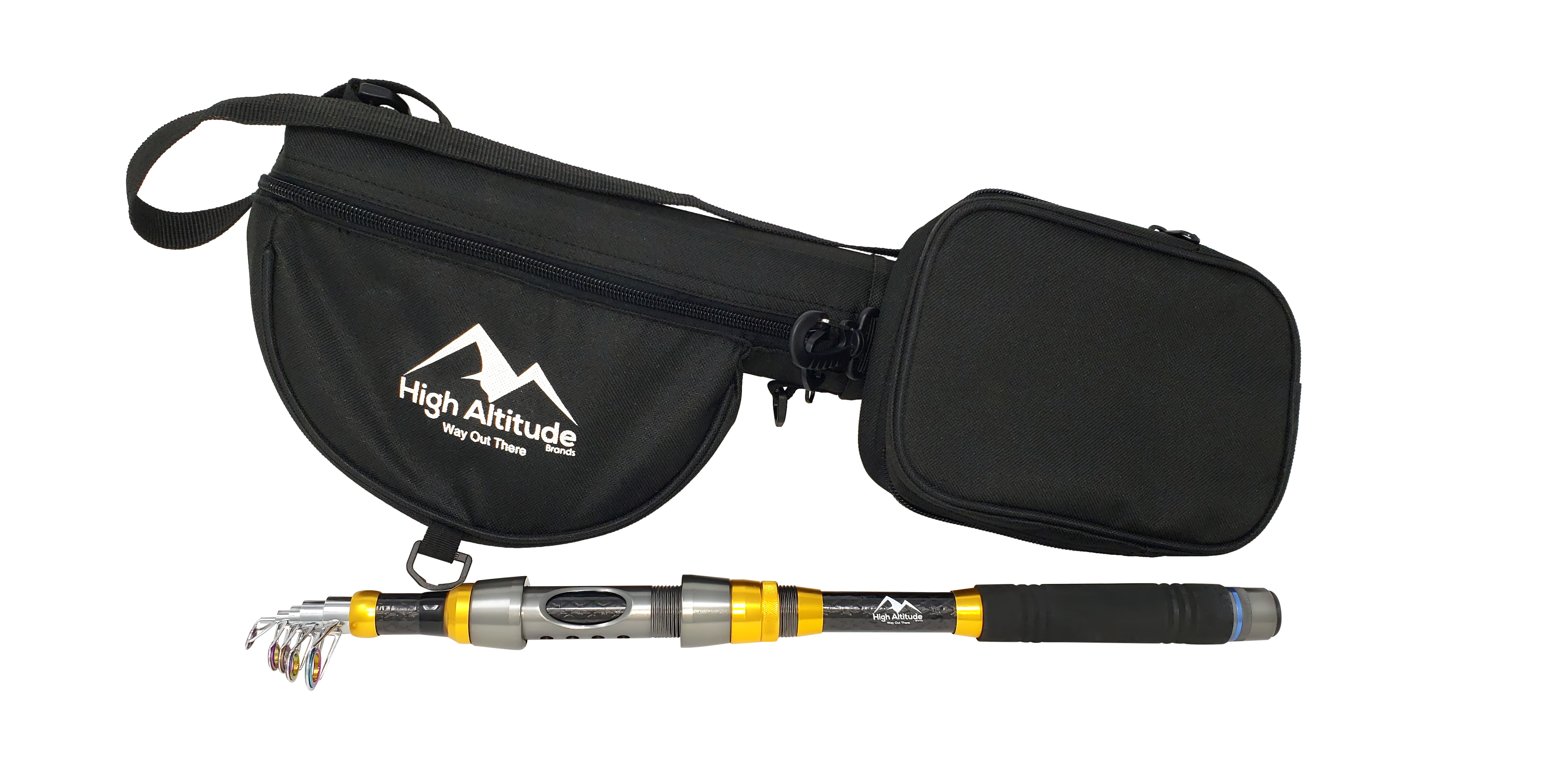 Unveiling High Altitude Brands new telescopic Backcountry