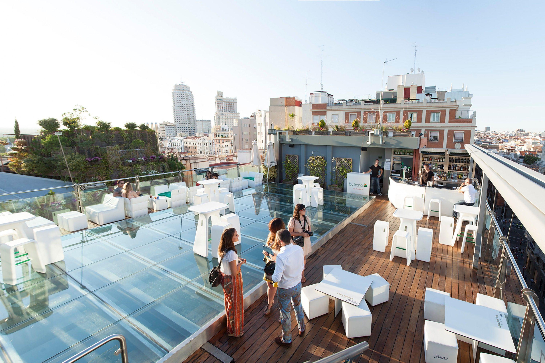 Mi Guia De Terrazas En Madrid De 2017 Para Exprimir El Verano Terrazas Madrid Terrazas Y Hotel Santo Domingo