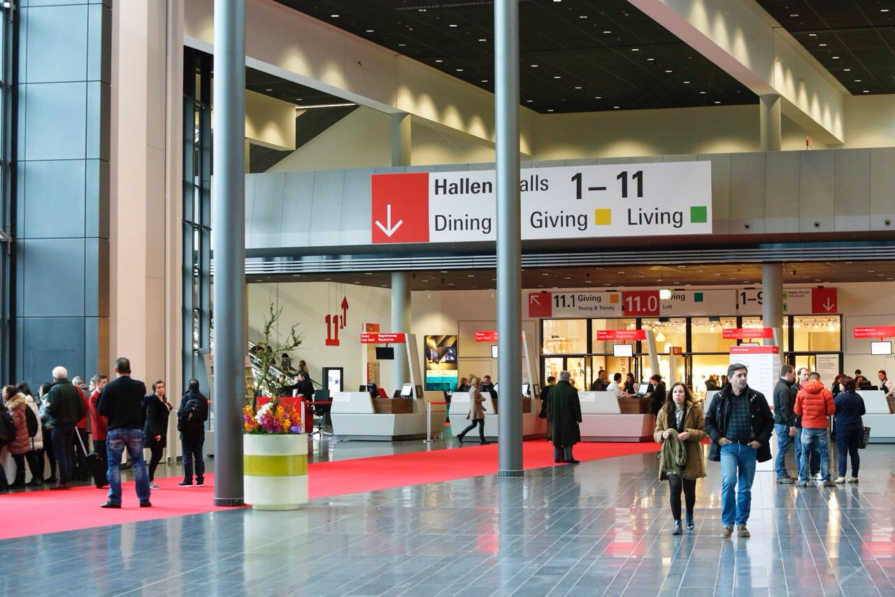 Welcome to #Ambiente16.