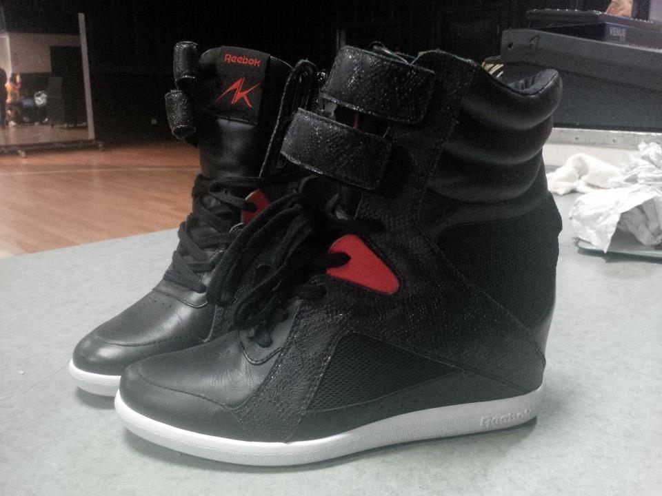 alicia keys reebok sneakers