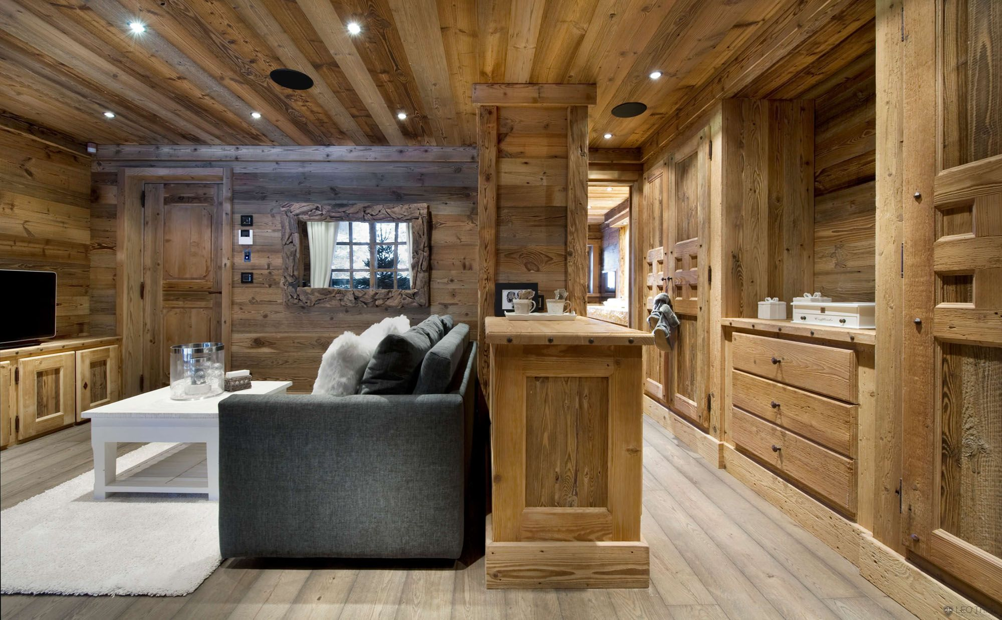 The Petit Chateau 1850 – Courchevel – France (4)   country houses ...