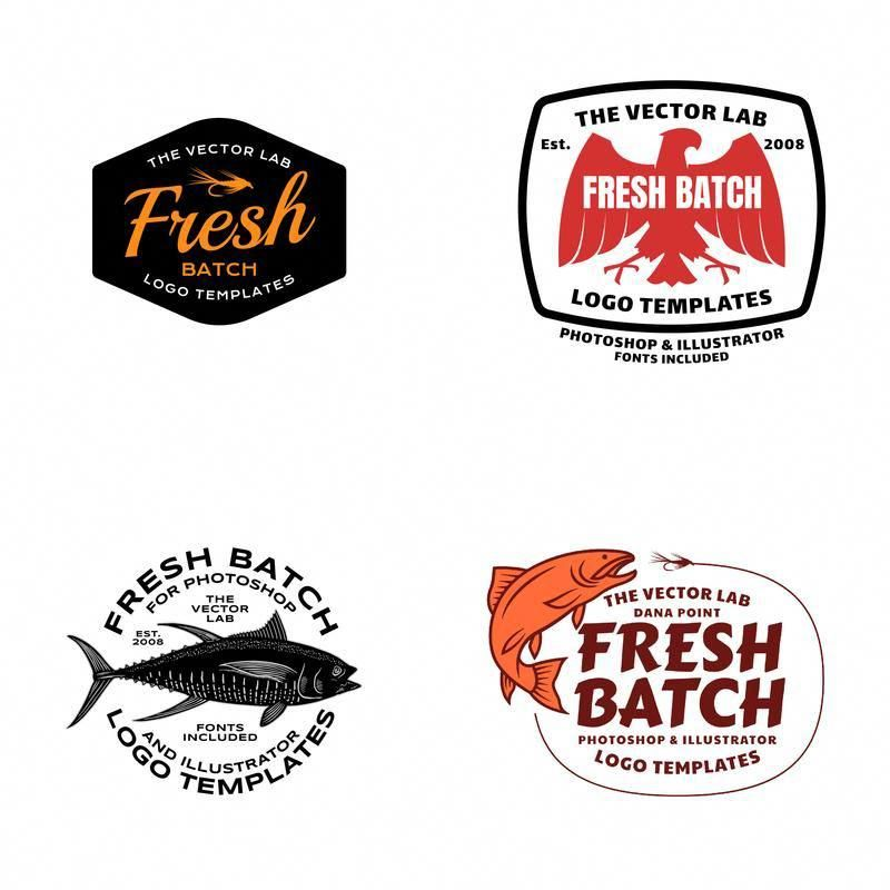 Logo Design Master Collection for Illustrator &