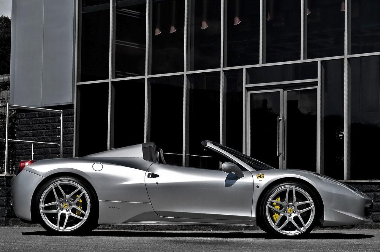 Kahn Design Ferrari 458 Italia Spider