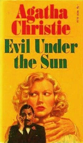Evil Under The Sun By Agatha Christie Pocket Book Edition