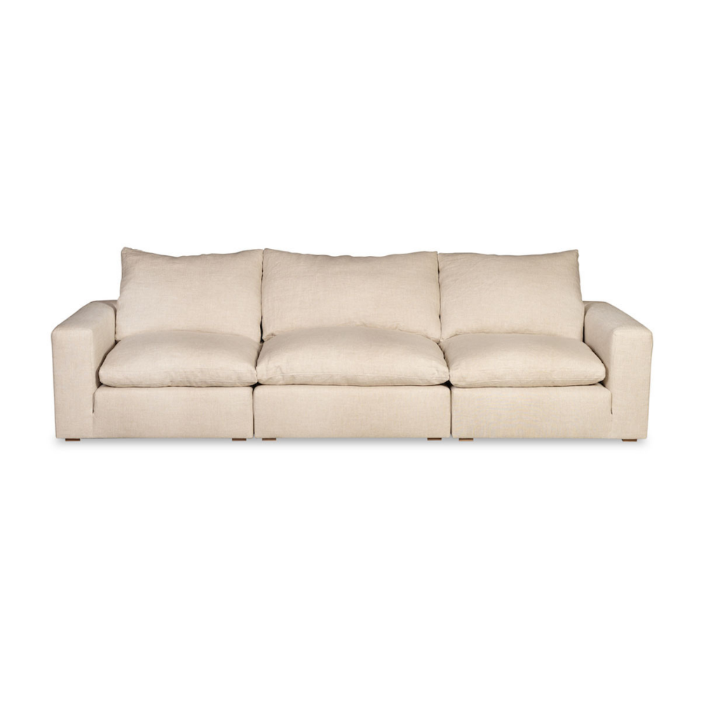 Watson Sofa Multi Functional Style Classic Lines Large Luxury Sofa Wisteria Sofa Luxury Sofa Loveseat Living Room