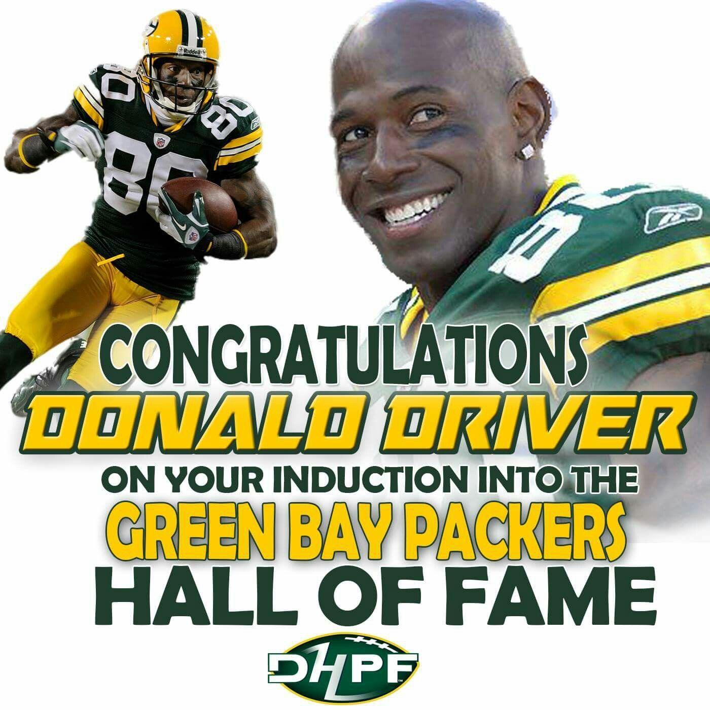 Congratulations Donald Green Bay Packers Logo Green Bay Packers Game Green Bay Packers Fans