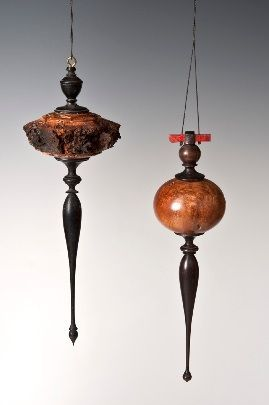 wood turning christmas ornaments - Google Search: … | Pinteres…