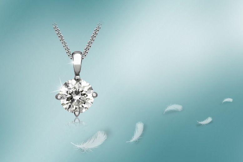 0.30ct Diamond Pendant