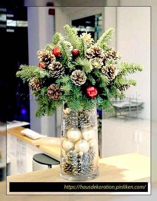 57 Schöne Blumenweihnachtsdekoration Ideen #schöneblumen