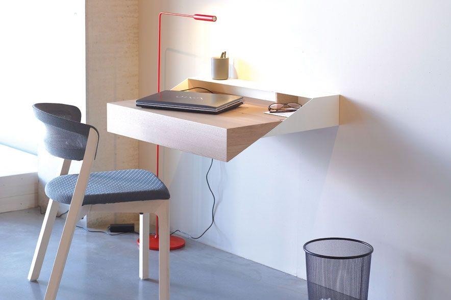 Un bureau pour les petits espaces bureaux office pinterest
