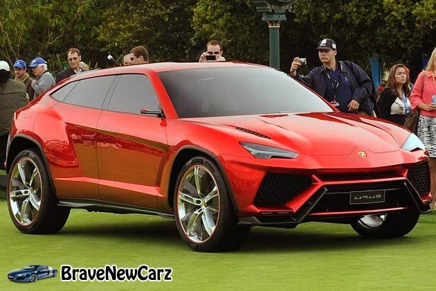 2018 lamborghini suv.  suv lamborghini will produce the 2018 urus suv in upcoming years intended lamborghini suv a