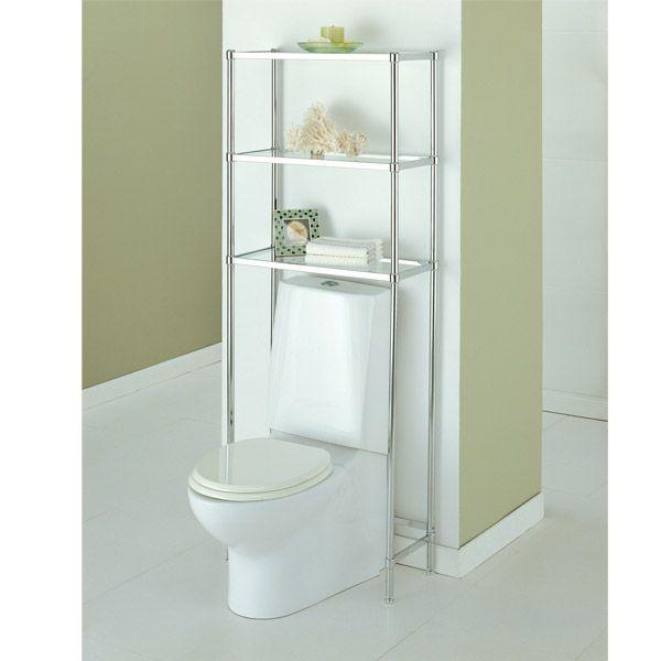 Got This For Small Bathroom Neu Home Bathroom Spacesaver   Chrome
