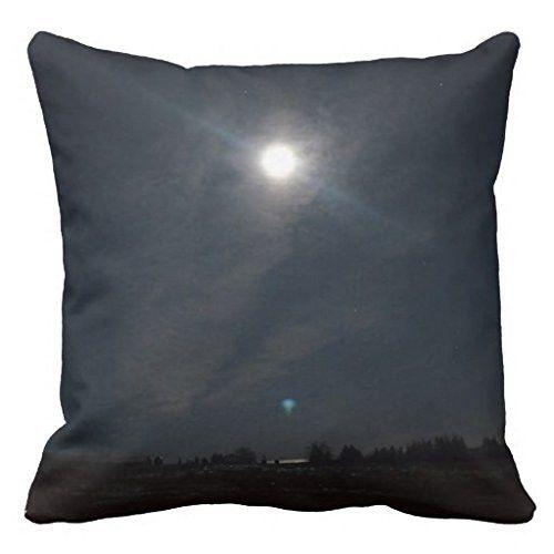 "1 X 18 X 18"" Sunflower Cotton Linen Decorative Throw Pillow Cover Cushion Case Cloth Art Toy Pillow Case"