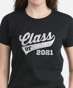 887de8319 vintage class of 2021 T-Shirt for | monograms/fonts (pictures ...
