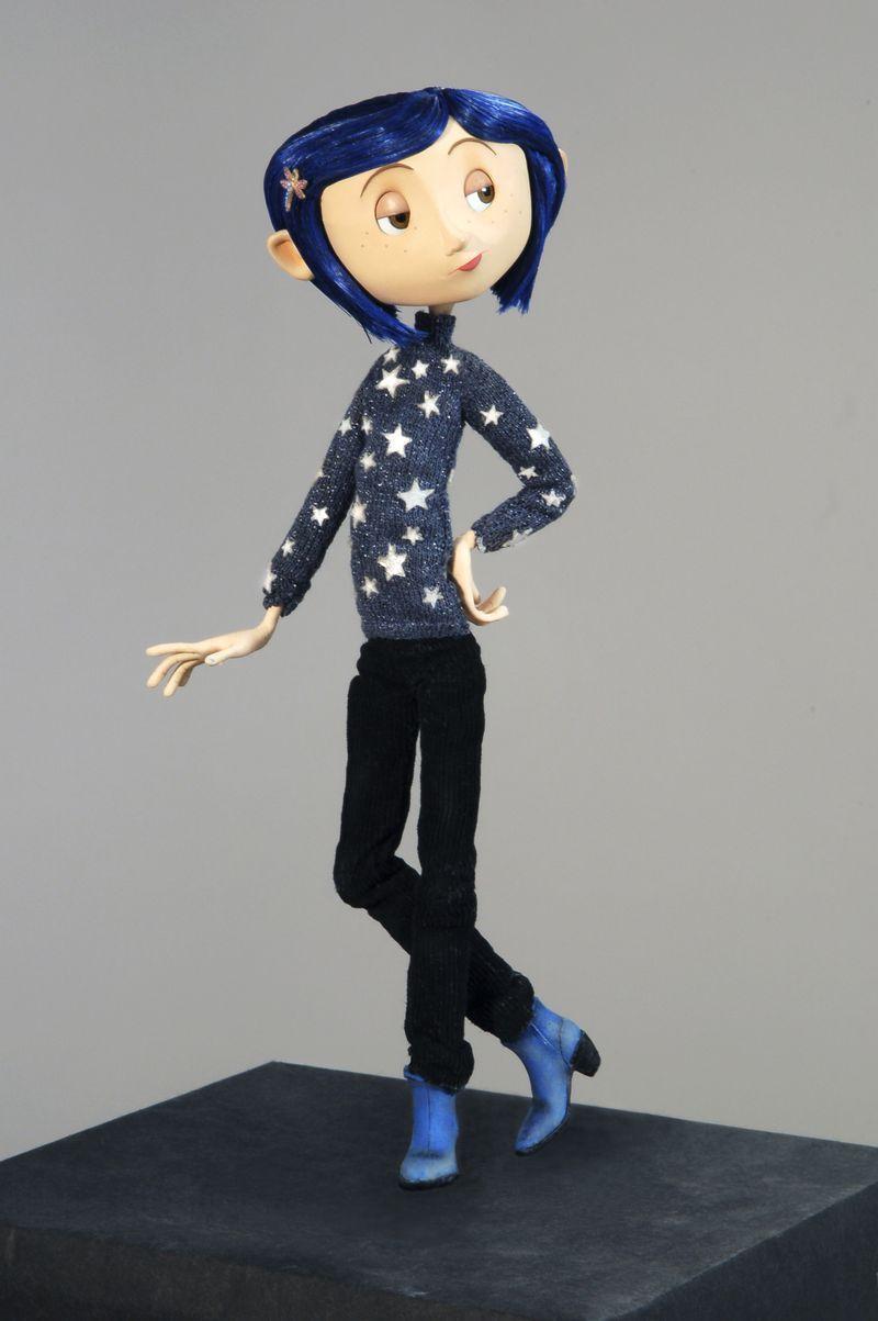 Pin By Nina Cristobal On Steelo Coraline Costume Coraline Doll Coraline