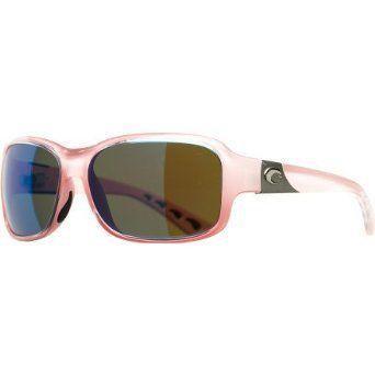 ec847a7f20 Costa Del Mar Inlet Polarized Sunglasses - Costa 580 Glass Lens - Women s  Coral Blue Mir