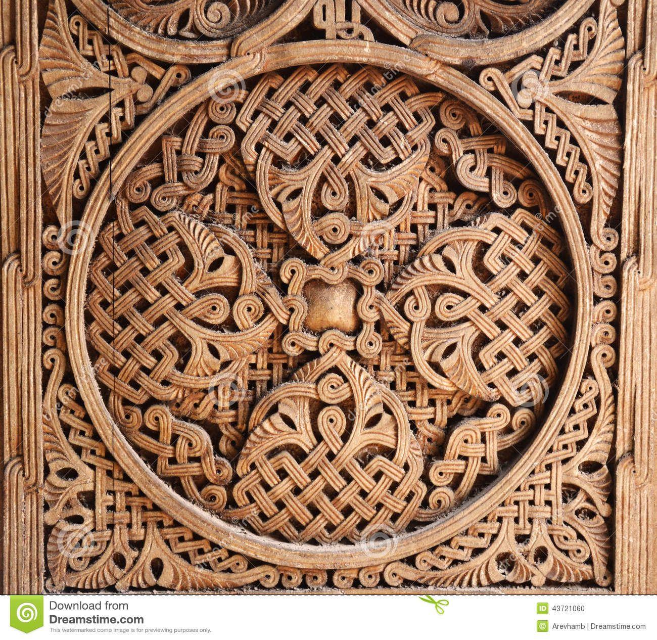 Вышивки армянским крестом