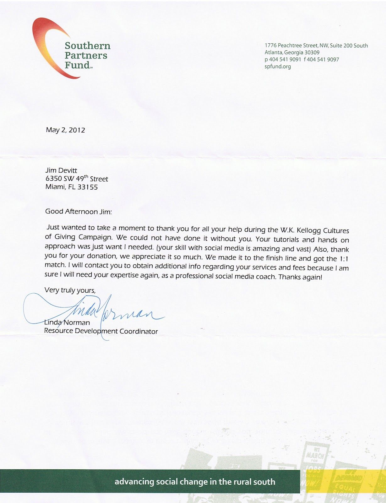 Endorsement Letter – Sample Endorsement Letter