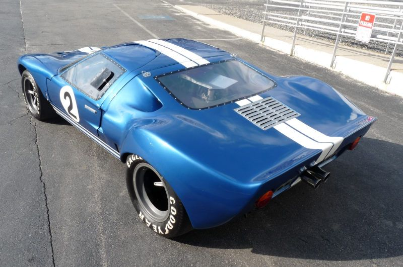 1964 Ford Gt40 800x531 Yes I Know It S A Kit フォードgt40 パンテーラ フォード Gt