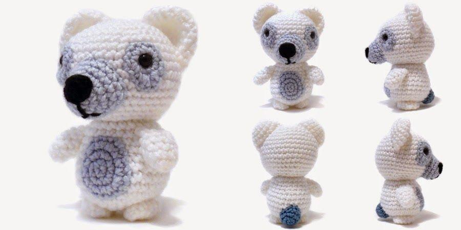i crochet things | Gratis hækleopskrifter 2 | Pinterest | Osos y Free
