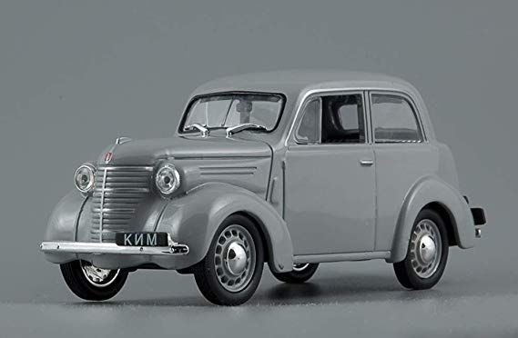 1:43 USSR Diecast Model Car DeAgostini R1 KIM 10-50