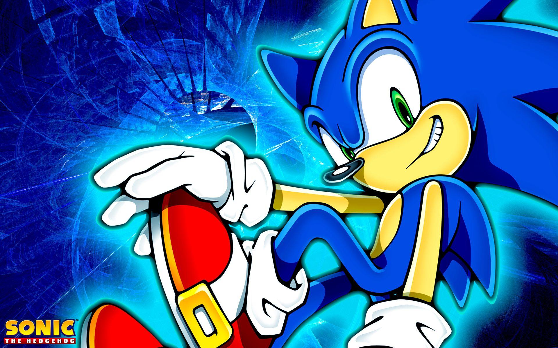 Sonic The Hedgehog Wallpaper For Bedrooms Classic Sonic The Hedgehog And Friends Wallpaper By Sonic