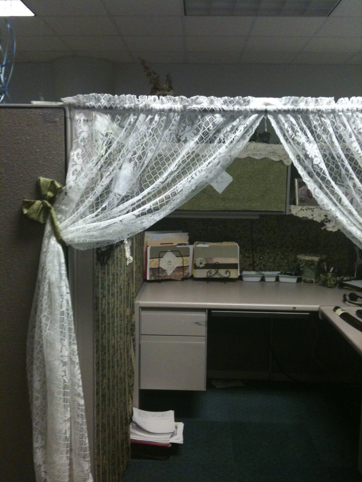 Office cubicle curtains - Work Cubicle Curtains Office Cubicle Curtains Work Cubicle Curtains The Sci Fi Cubicle Http Www