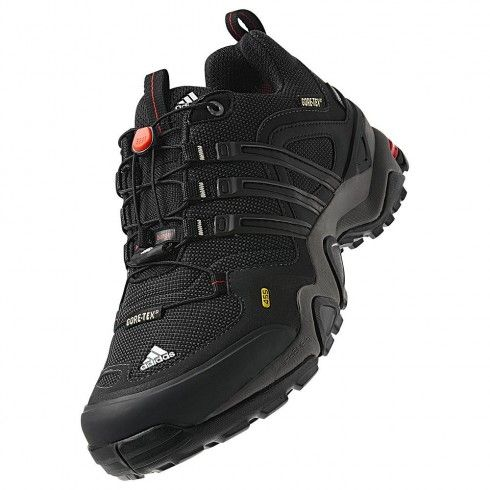 ADIDAS TERREX FAST X GTX, CINDER/BLACK/CORE - Tactical Distributors- Tactical Gear