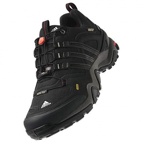 Adidas Terrex Fast X Gtx Cinder Black Core Tactical Distributors Tactical Gear Ferfidivat Ferfi Divat Cipok