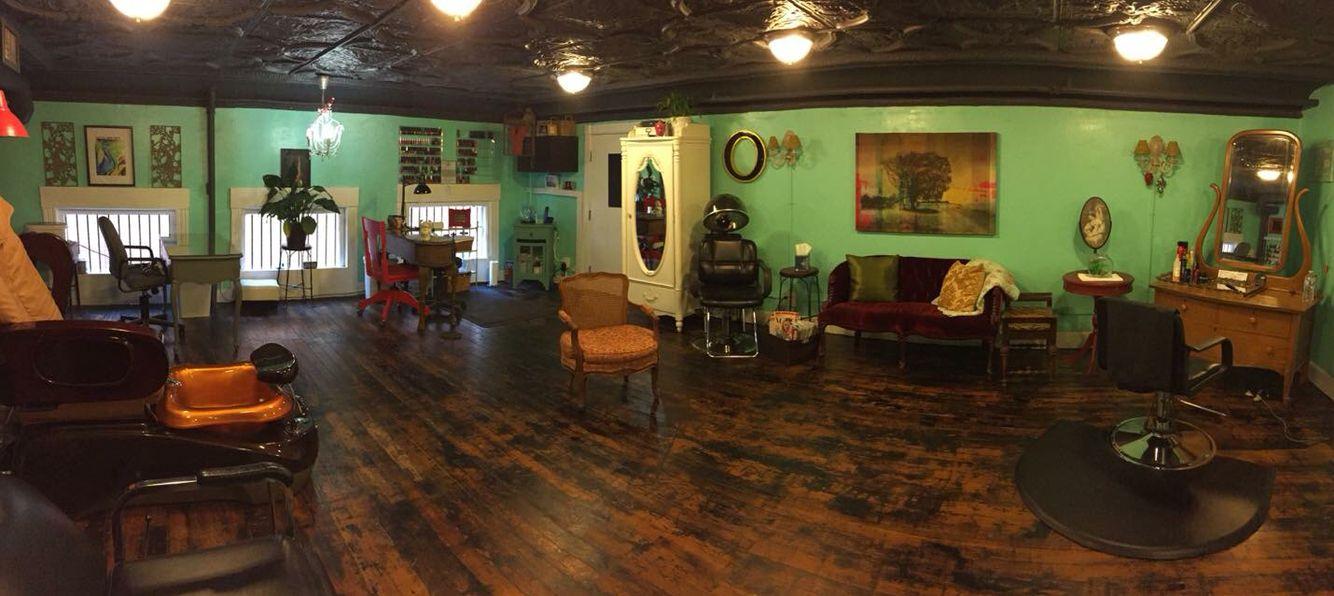 Our salon.. The loft
