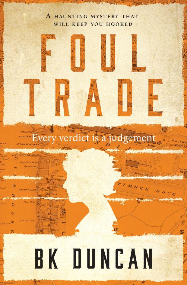 Blog Tour Review Foul Trade by B K Duncan. Novels