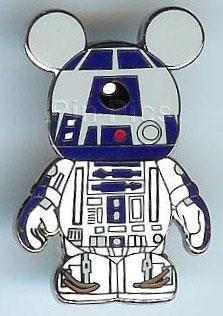 DISNEY PIN Vinylmation Mystery Star Wars Stormtrooper