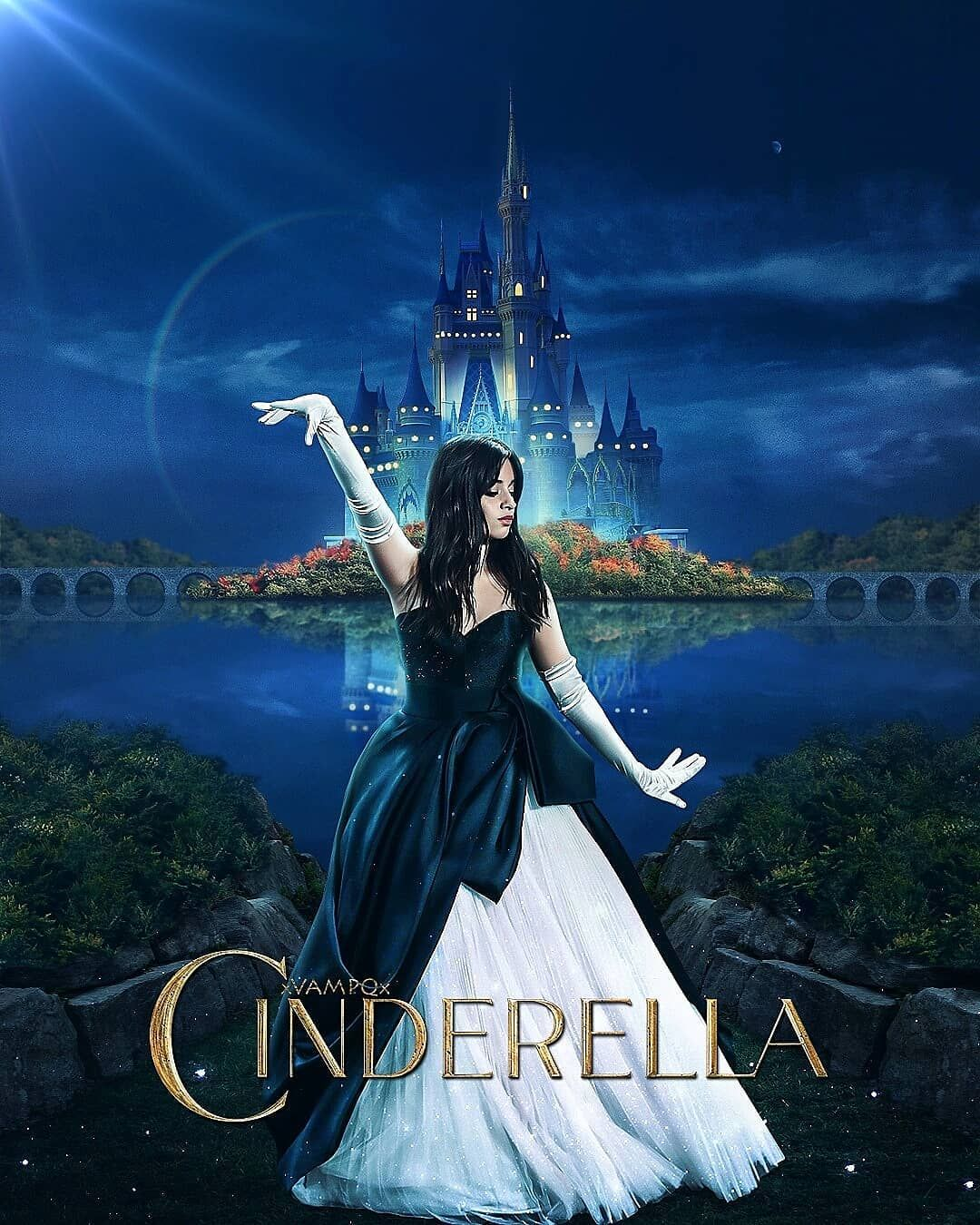 Cinderella 2021 Movie Poster - posters - posters