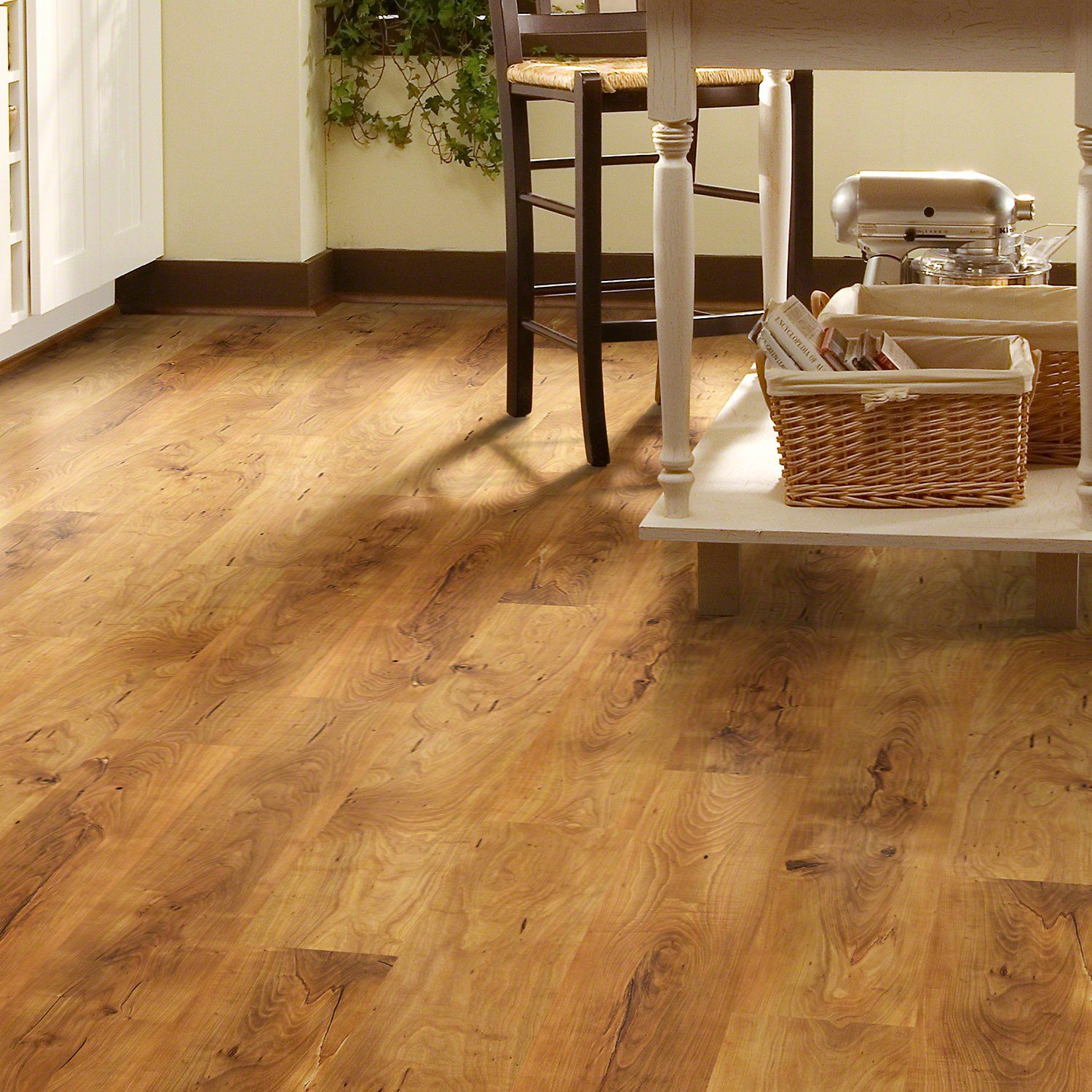 Shaw Floors Fairfax X X Pine Laminate Flooring In Herndon