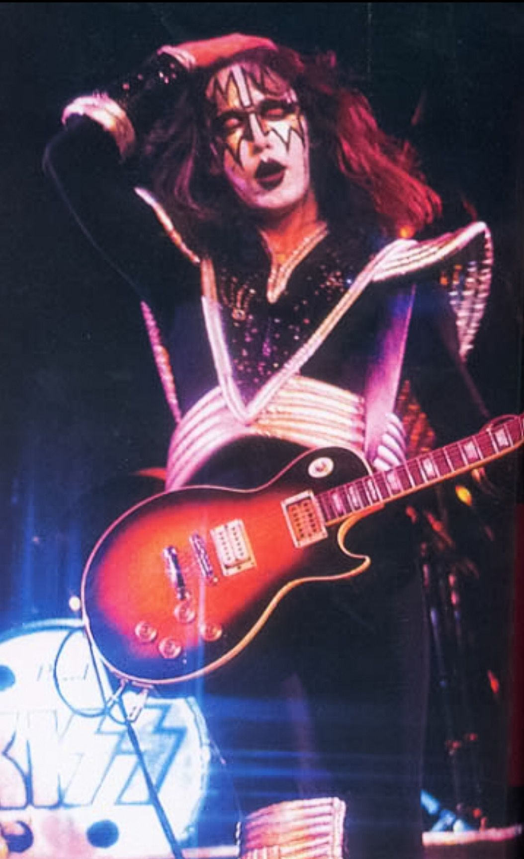 Ace Frehley Ace Frehley Kiss Pictures Kiss Concert