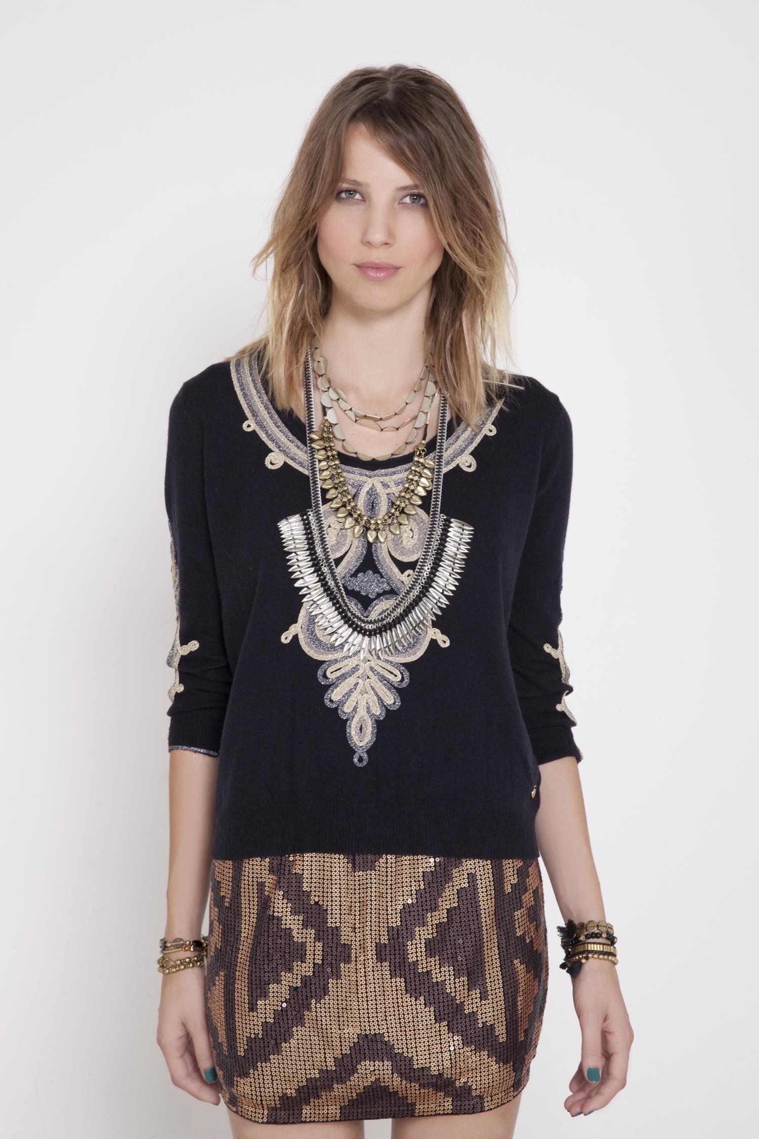 97ba2ce5292 Visitá la nueva colección Invierno 16 en Rapsodia.com > Sweater Mekopa