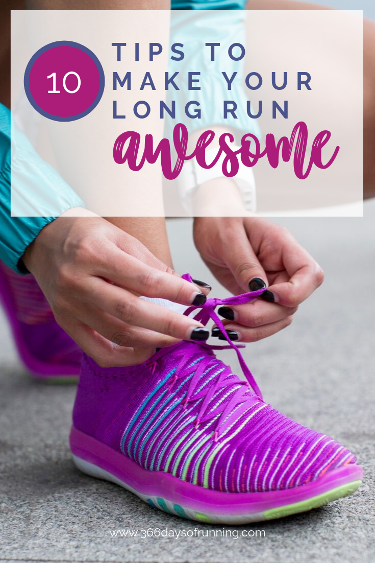 Training: 10 tips to make your next long training run AWESOME | Things to Know About Marathons | Map...
