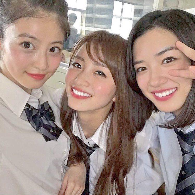 女優ファンアカウント on Instagram \u201c永野芽郁窪田正孝今田