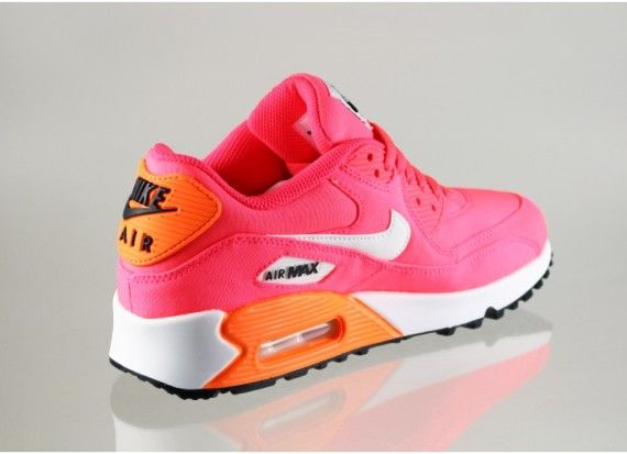 Nike Air Max 90 Hyper Punch Total Orange SneakerNews