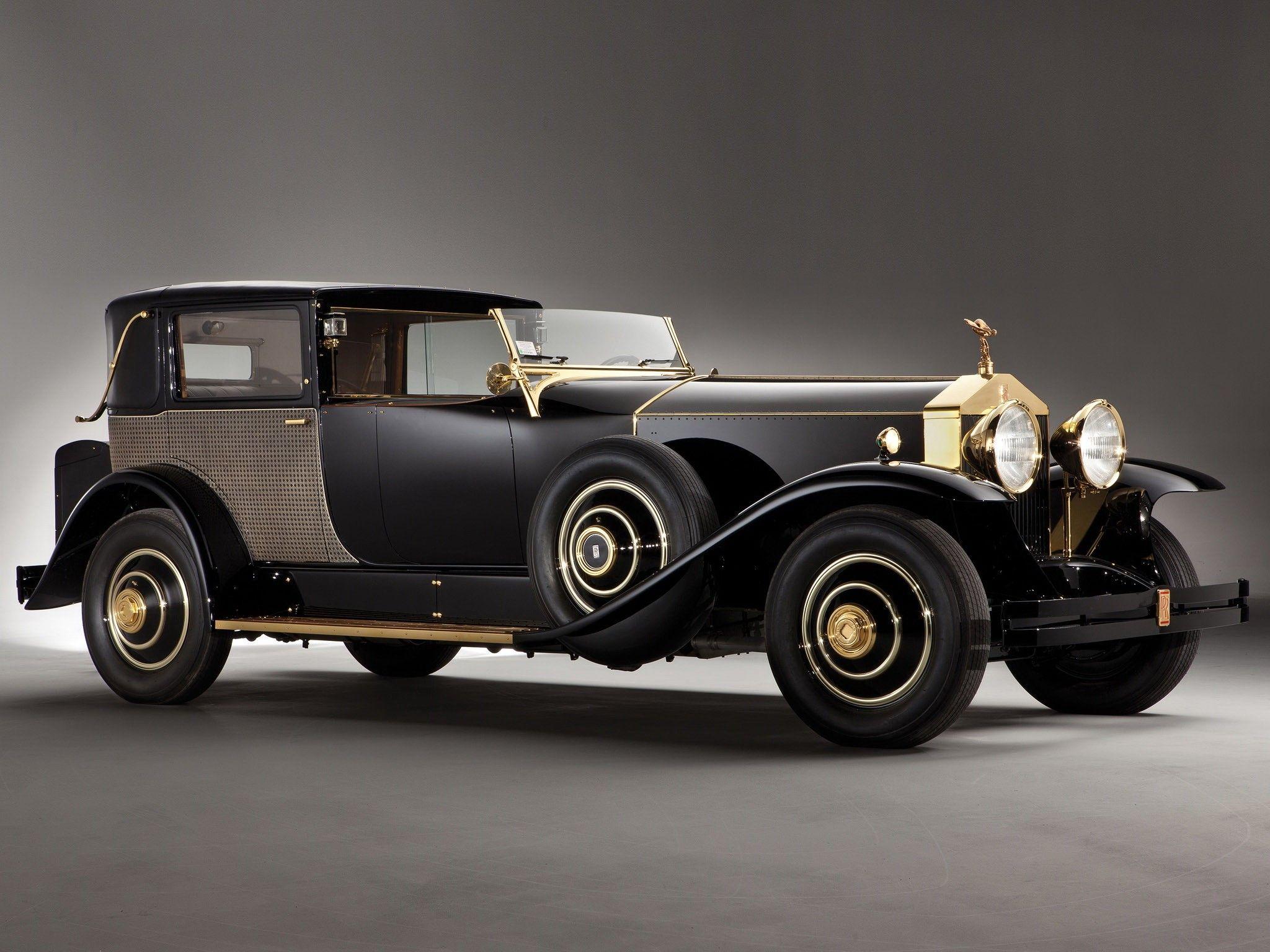 1929 Rolls-royce Phantom | Old cars | Pinterest | Rolls royce ...