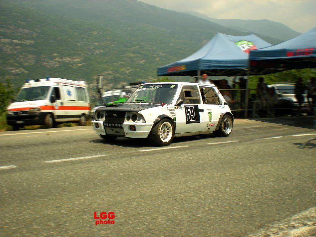 Innocenti Mini De Tomaso Leyland Trophy Rallye Moteur